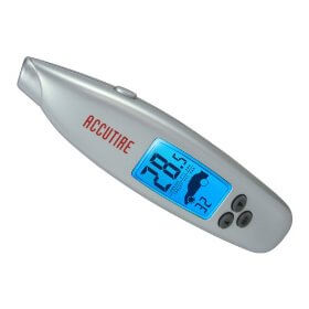 Accutire  MS-4357B Programmable Tire Gauge with Light